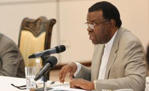 Namibia's Geingob Shoots Down Corruption Claims in French Probe