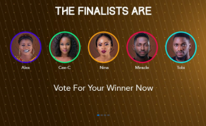 The End Is Near - Who Will Win #BBNaija?