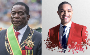 Trevor Noah, Mnangagwa Named Among World's Most Influential