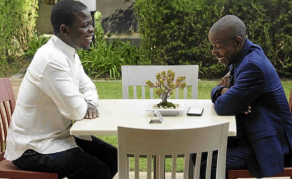 Bushiri, Mboro Team Up to Preach Peace and Reconciliation