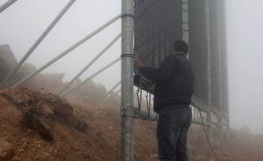 The Fog Catchers Conjuring Water Out of Moroccan Mist