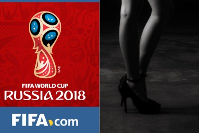 Nigerian women are said to be the target of human traffickers looking to gain from the World Cup.