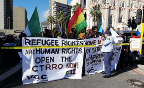 'Refugees Are Not Criminals' - Citizens March for Migrant Rights