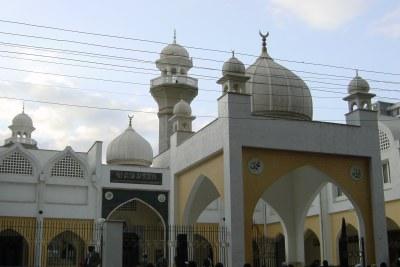 Mosque in Nairobi: Muslim leaders say the new anti-terrorism bill is discriminatory towards Muslims.