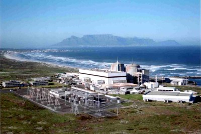 Africa's only nuclear power station so far, in South Africa. Egypt is on track to go nuclear next, and Nigeria is among a number of other African nations which have signed agreements with Russia.