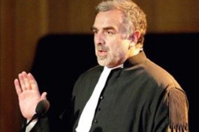 Le procureur de la Cour pénale internationale (CPI), Luis Moreno-Ocampo