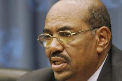 Président Omar Al-Bashir