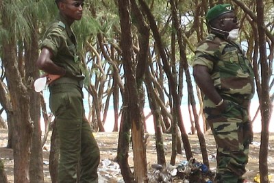 L'armée se déploie fortement en Casamance mais échoue dans la sécurisation de la paix