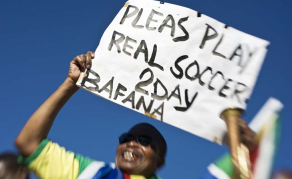 South Africa Takes on Libya in Do-or-Die AFCON Qualifier