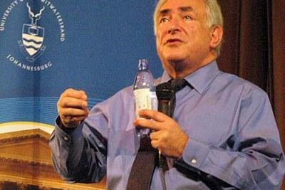 Dominique Strauss-Kahn, l'ancien Directeur général du Fmi