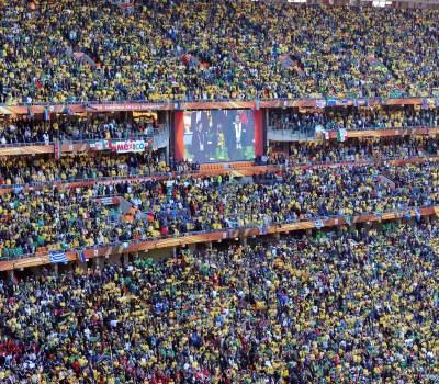 Mzantsi Supports Bafana Bafana 100%