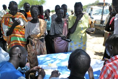 Many Abyei residents have been repeatedly displaced over recent years.