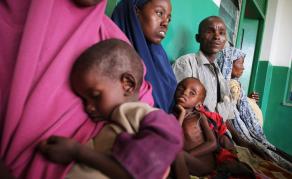 La faim frappe de nouveau l'Afrique
