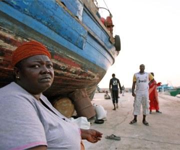 Sub-Saharan Migrants in Libya