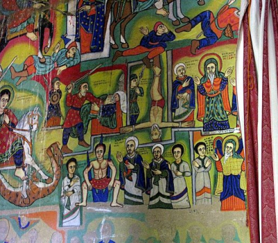 Ethiopian Churches