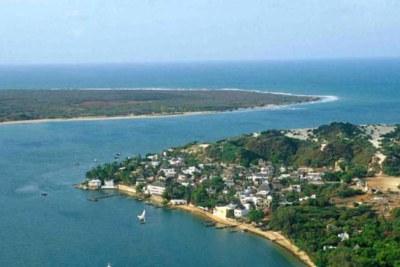 Le port de Lamu