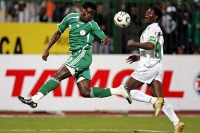 Former Zimbabwe national team striker, Benjani Mwaruwari.