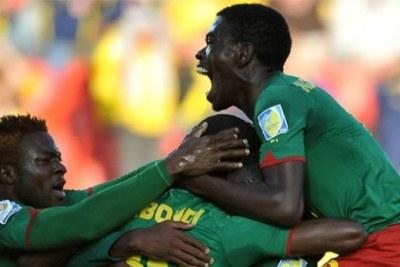 (Photo d'archives) - En 2019, les Lions Indomptables du Cameroun vont recevoir la gratin du football africain avec l'organisation de la CAN