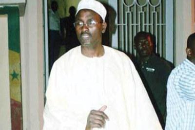 Amadou Kane Diallo, ancien directeur du Conseil sénégalais des chargeurs (COSEC)