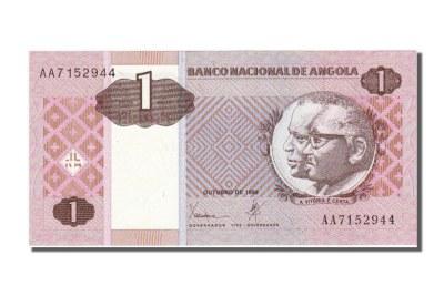 La monnaie Kwanza