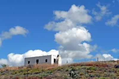 Western Cape province: Karoo landscape.