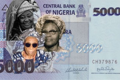The new naira note