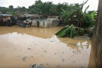 Inondations dans le nord du cameroun