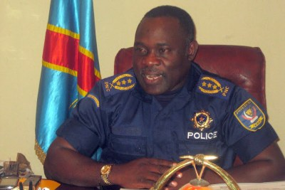 John Numbi, ex chef de la police en RD Congo