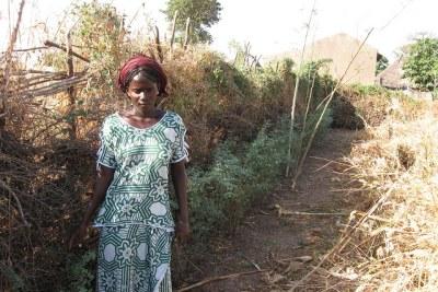 Une Sénégalaise dans le village de Malik Ndao (archive)