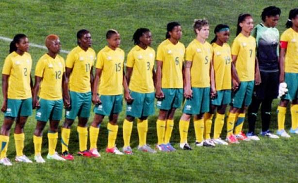 South Africa Banyana Crush Drc To Book Semi Final Spot Allafrica Com