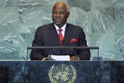 President Ernest Koroma of Sierra Leone.