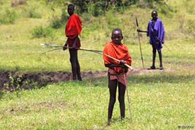 The Maasai have lost so much of their land, they cannot afford to lose any more, according to Survival International.