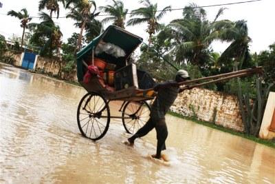 Photo d'illustration : Cyclone Haruna