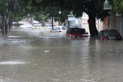 Maurice est souvent  touchée par des cyclones à cause du changement climatique.