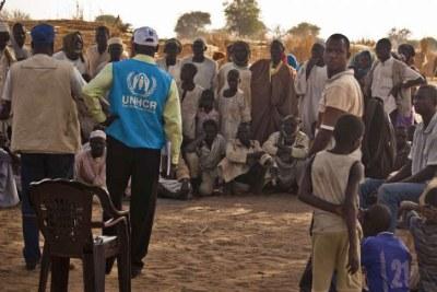 Plus de 74.000 personnes fuient vers le Tchad les violences intertribales au Darfour