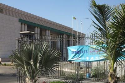Le grand théâtre national de Dakar accueille la première édition d'AfroEats 2013. Le but: préserver et promouvoir les produits africains, par le Ministère du Commerce, de l'Industrie et du Secteur Informel du Sénégal.