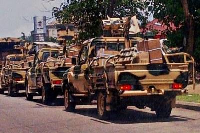 L'armée nigériane se déploie au Nord du pays à l'encontre du groupe, Boko Haram