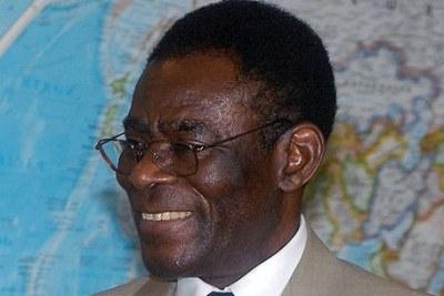 Téodoro Obiang Nguema, Président de la République de Guinée-Equatoriale