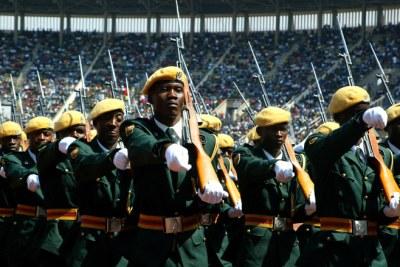 Zimbabwe National Army