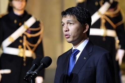 M. Andry Rajoelina