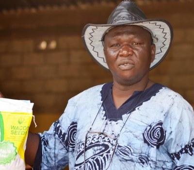Le manioc va révolutionner l'agriculture au Nigéria
