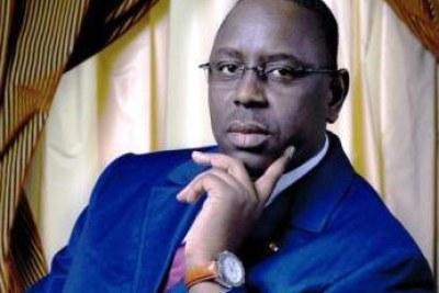 Macky SALL président de la république du Sénégal