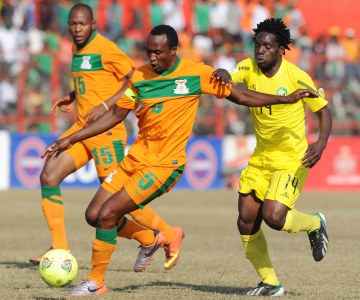 Mozambique And Zambia Contest Cosafa Cup