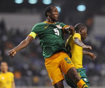 South Africa Plays Zambia in Cosafa Semi-Final