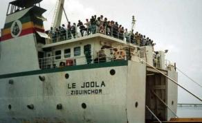 Non-lieu de la justice française dans le naufrage du Joola au Sénégal