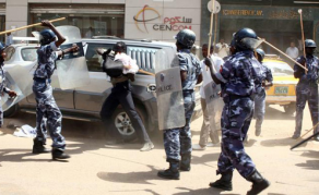 Security Forces Killing, Detaining Protesters in Sudan - HRW Says
