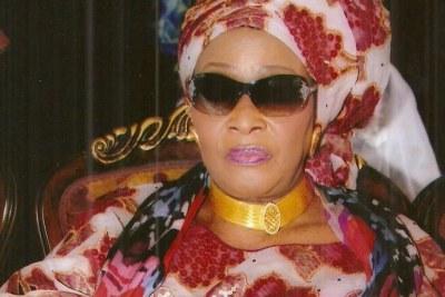 L'ex-sénatrice Aïda Ndiongue