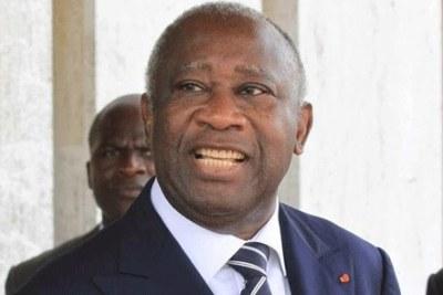 L'ex-président Laurent Gbagbo