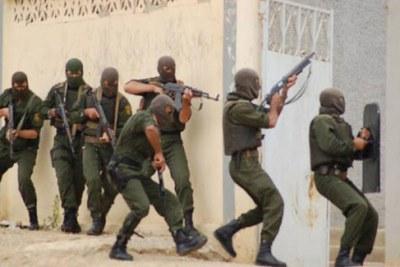 Raoued — Affrontements entre la BAT et des terroristes d'Ansar Echaria