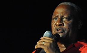 Mahama to Run for Ghanaian President in 2020